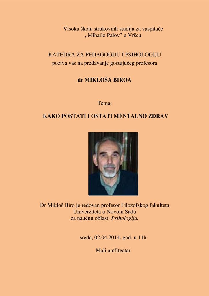 Plakat Biro 2014